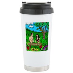 Apple Bible Ceramic Travel Mug