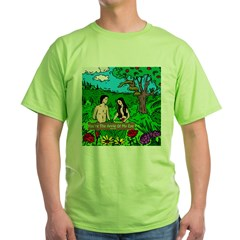 Apple Bible Green T-Shirt