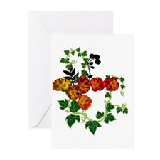 Poppy Greeting Cards (Pk of 10)