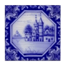 Castle Tile: Tile Coaster