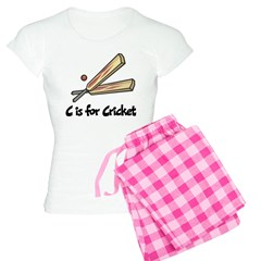 C is for Cricket Women's Light Pajamas