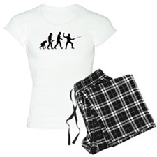 Fencing Evolution Pajamas