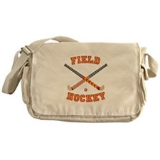 Field Hockey Messenger Bag