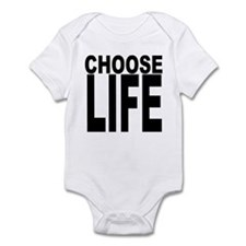 Choose Life Infant Bodysuit