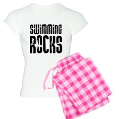 Swimming Rocks Women's Light Pajamas