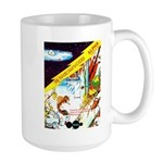 Metamorphosis Alpha 1st Edition Large Mug