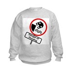 The Flood Plain Kids Sweatshirt
