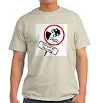 The Flood Plain Ash Grey T-Shirt