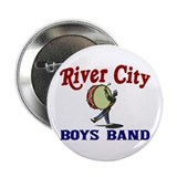 River City Boys Band Button