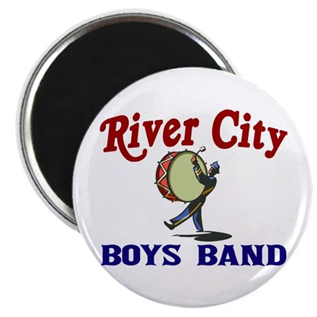 River City Boys Band Magnet