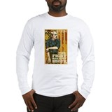 The Fight Has Just Begun Long Sleeve T-Shirt