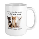 God & Chihuahuas Coffee Mug