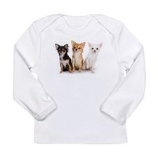 Chihuahua Long Sleeve Infant T-Shirt