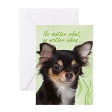 Chihuahua Love/Support Card