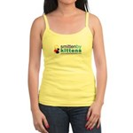 Smitten By Kittens Jr. Spaghetti Tank