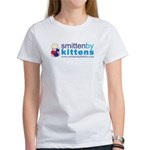 Smitten By Kittens Women's T-Shirt