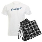 Retro California Men's Light Pajamas