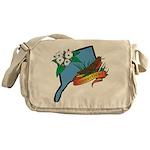 Connecticut Messenger Bag