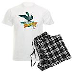 Minnesota Loon Men's Light Pajamas