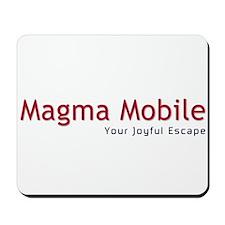 Magma Mobile Mousepad