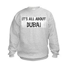 All about Dubai Sweatshirt