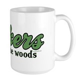 Hikers Do It In the Woods Mug