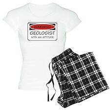 Attitude Geologist Pajamas