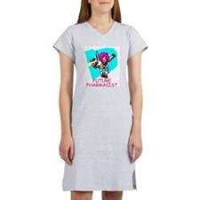 Future Pharmacist Women's Nightshirt