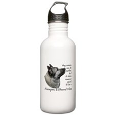 Elkhound Mom Water Bottle