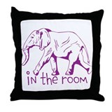 In the Room Throw Pillow