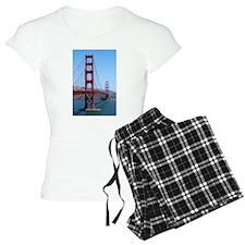 San Francisco Golden Gate Pajamas
