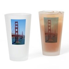 San Francisco Golden Gate Drinking Glass