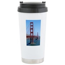 San Francisco Golden Gate Ceramic Travel Mug