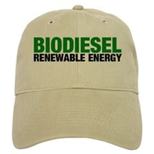 Renewable Energy Baseball Cap