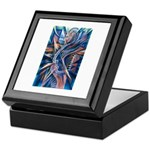 Lightning Thoughts Keepsake Box