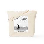 Unnatural Protection Tote Bag