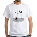 Unnatural Protection White T-Shirt