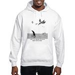 Unnatural Protection Hooded Sweatshirt