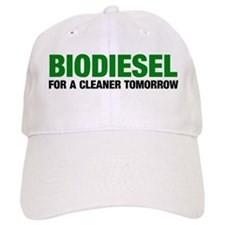 Cleaner Tomorrow Baseball Cap