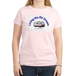 Living the RV Dream Women's Light T-Shirt