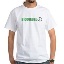 Biodiesel Peace Shirt