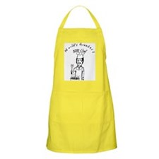 World's Greatest BBQ Chef Apron