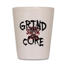 Grind Core Shot Glass