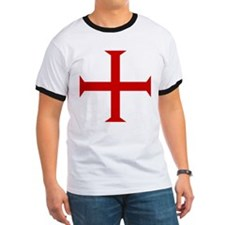 Flag of The Knights Templar T