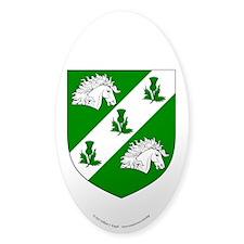 Caitriona's Sticker (Oval 50 pk)
