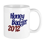 Honey Badger 2012 Mug