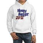 Honey Badger 2012 Hooded Sweatshirt