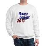 Honey Badger 2012 Sweatshirt