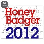 Honey Badger 2012 Puzzle