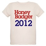 Honey Badger 2012 Organic Kids T-Shirt